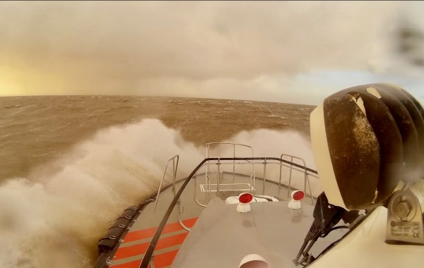 Pilot Boat Sea Trials